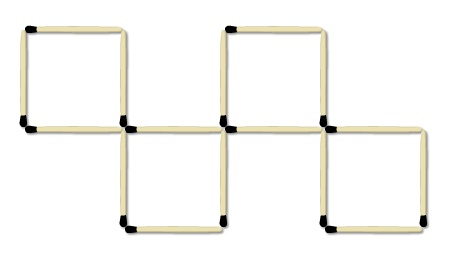 Q >> Q9.A Matchstick Problem